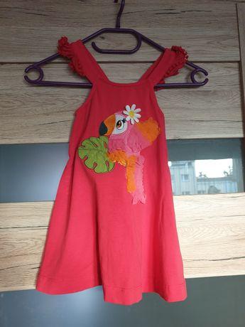 Sukienka sukieneczka Mayoral r.104 letnia