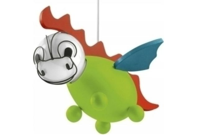 Lampa wisząca Drakey smok
