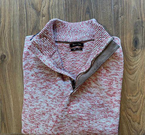 Camisola Malha - Vermelha - MASSIMO DUTTI tamanho L