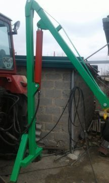 Кран манипулятор погрузчик к тракторам МТЗ ЮМЗ навантажувач