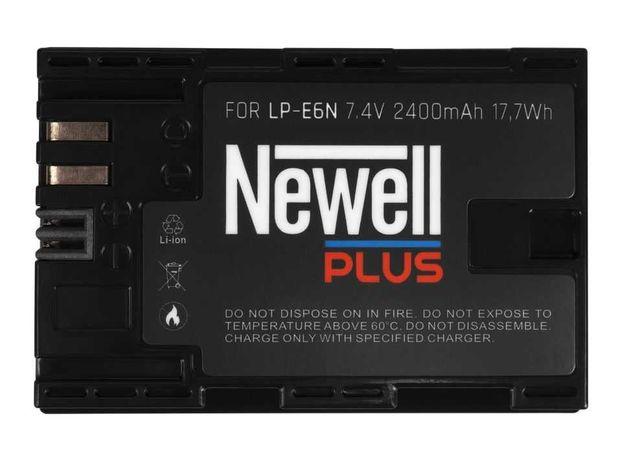 Батарея Newell Plus LP-E6N для Canon R/R5/R6. Новые. Гар.24 мес.