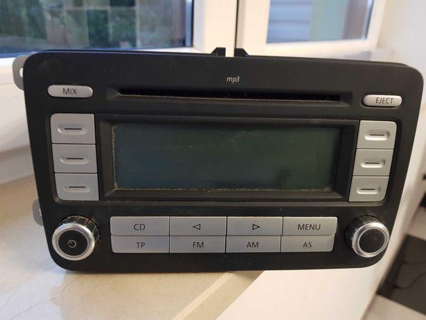 Radio RCD 300 MP3 BVX 1K0 Pasuje Audi i Vw Group