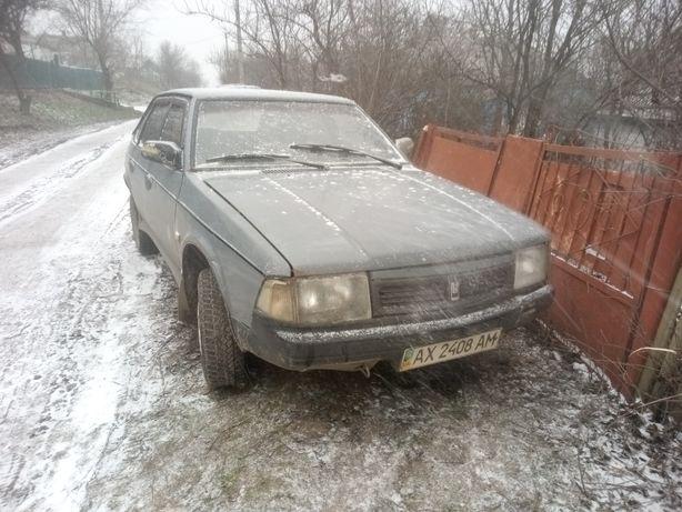 Москвич 2141 мотор шестерка
