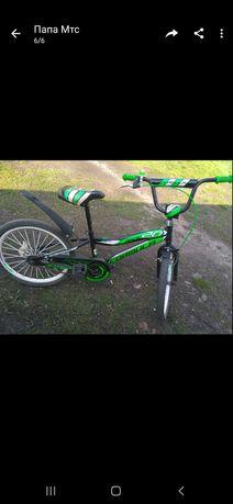 Продам велосипед детский 20