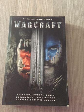 Christie Golden ,,Warcraft ''  (książka )