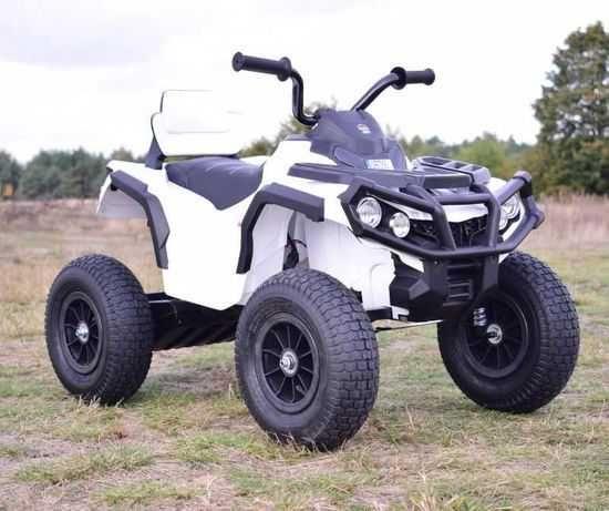 Auto Samochód QUAD na akumulator Magnum buggy zabawki ogrodowe wózek