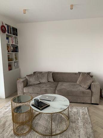 Sofa 3 osobowa kanapa rozkładana kufer na pościel