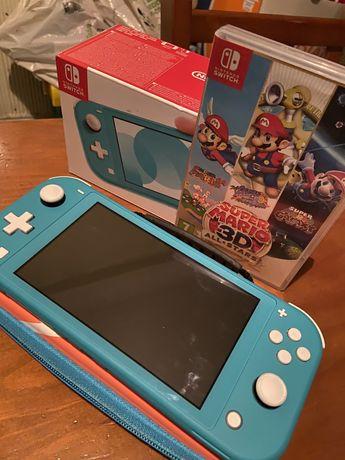 Nintendo Switch Lite com Jogo Mario