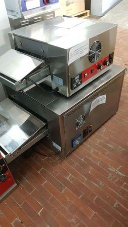 Forno Industrial de Pizzas de Esteira NOVO