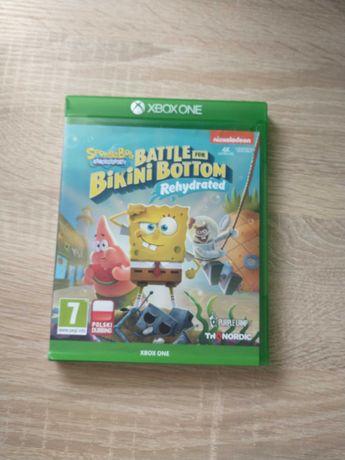 Battle for Bikini Bottom Rehydrated Xbox one