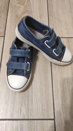 Дитячі джинсові кеди