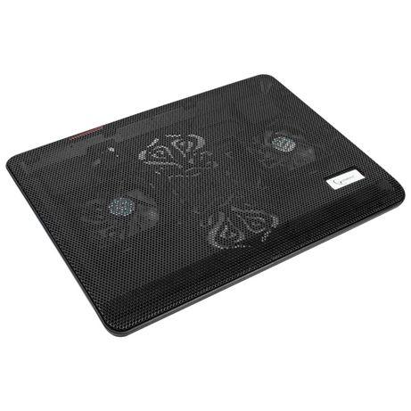"""Подставка Gembird NBS-2F17-01 для ноутбука диагональю до 17"""""""