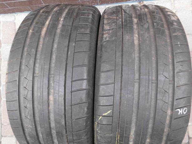 255/40 R19 Dunlop летние