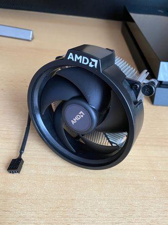Wiatrak / chłodzenie procesora /AMD Wraith Spire Cooler (no LED)