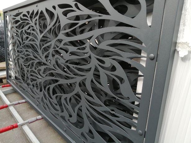 Wypalanie plazmą CNC Piaskowanie felg Malowanie Cynkowanie Spawanie