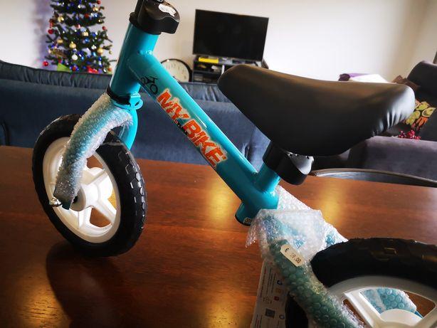 Bicicleta sem pedais Nova da Feber para crianças