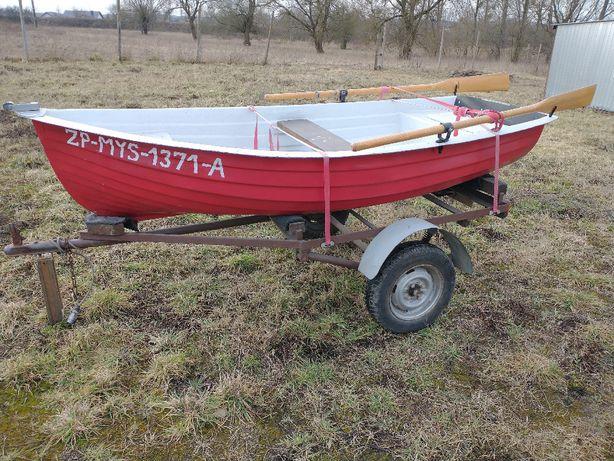 łódka wędkarska 2,5m