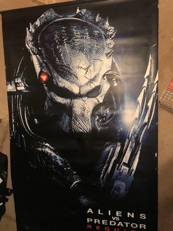 Predator Requiem plakat plastik 3m/2m