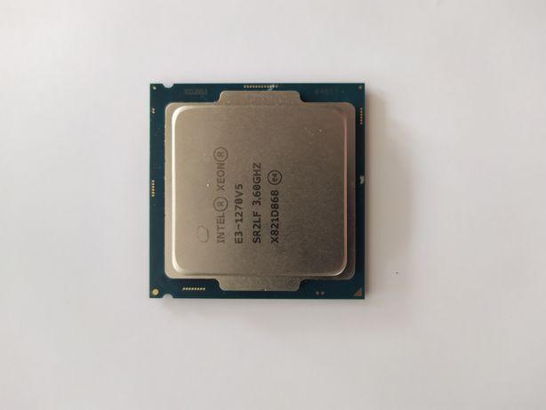 Процессор серверный Intel Xeon E3-1270V5