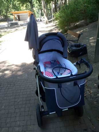 Sprzedam wózek Babymerc 3 w 1