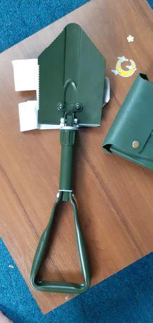 Саперная лопата, армейская лопата роскладная MFH Германия