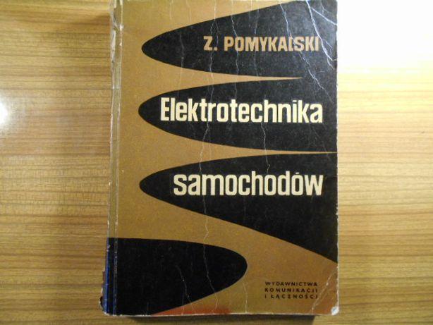 Stara książka - Elektrotechnika samochodów