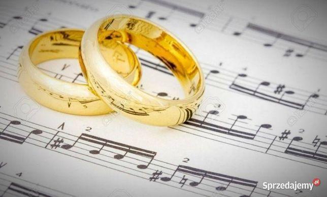 Oprawa wokalna ślubu