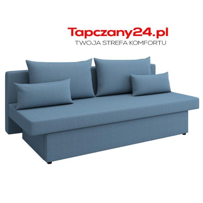 Sofa z funkcją spania Kanapa rozkładana Wersalka Tapczan z pojemnikiem