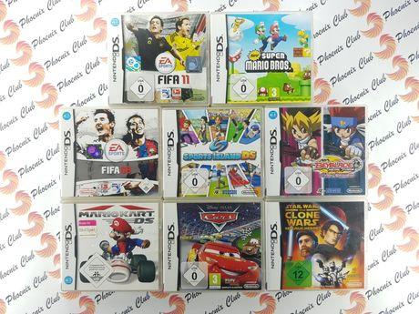 Nintendo DS игры