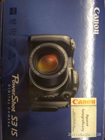 Aparat fotograficzny Canon PowerShot S3 IS
