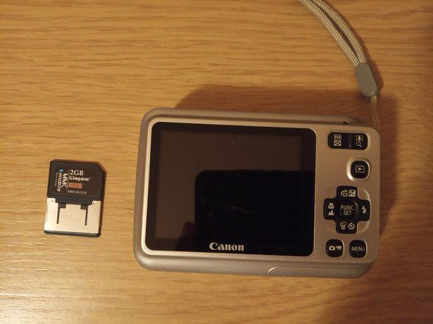Aparat fotograficzny Canon PowerShot A495