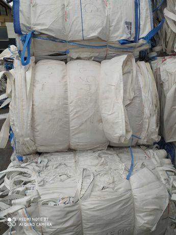Hurtownia Worków Big Bag 90x90x130 cm do kruszyw/kamieni ozdobnych