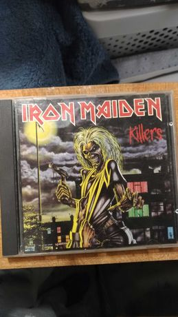 Iron maiden killers metalica sepultura