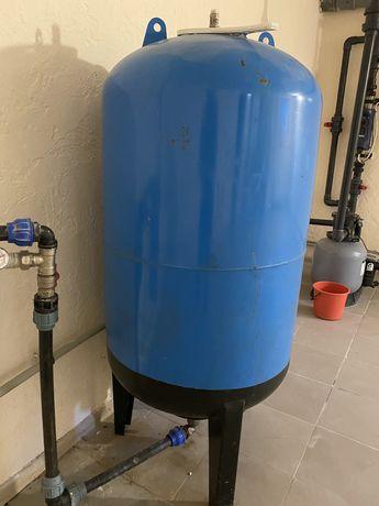 Рествер для воды  200 л