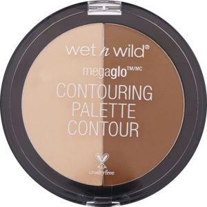 Палитра корректоров формы лица Wet n wild Contouring Palette