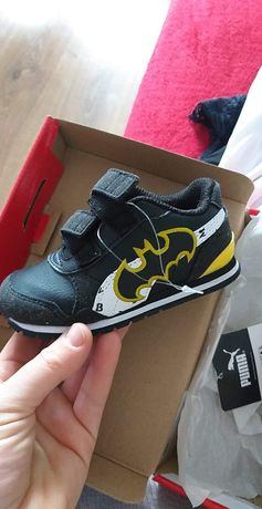 Nowe buty puma Batman 22 14cm