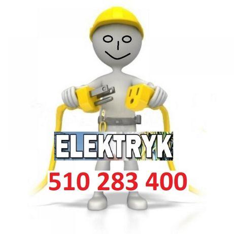 Elektryk Instalacje Elektryczne Mieszkania Przyłącze Budowlane Pomiary