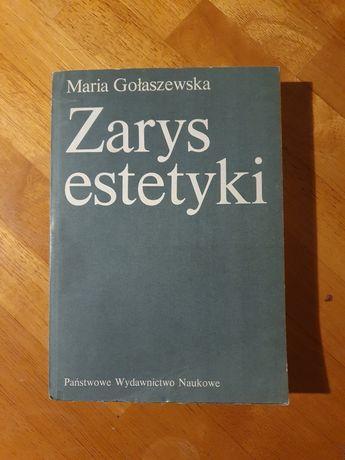Zarys estetyki - Gołaszewska