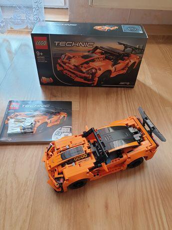 Lego Technic 42093 Chevrolet Corvette ZR1, stan idealny, komplet