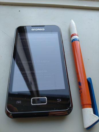 компактный 2х SIM рабочий как новый на Android