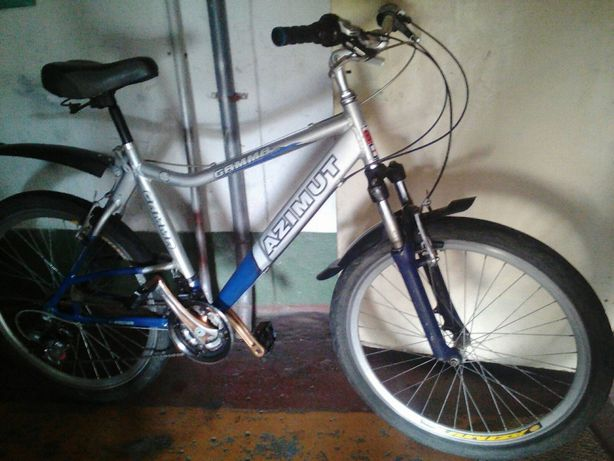 велосипед горный алюминиевый