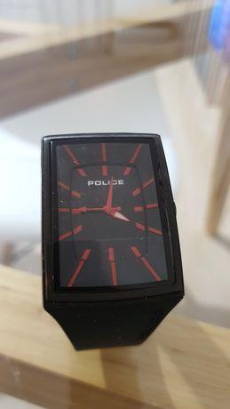 Relógio Police Mod Retangular