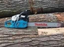 Новая бензопила 45 смвая шина Фирмы Makita 3.6 кВт