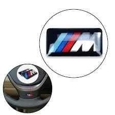Наклейка логотип БМВ М BMW M