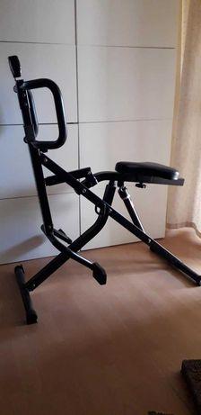 maquina abdominais braços e pernas