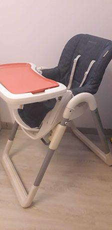 Cadeira de refeições Bebéconfort em azul, ótimo estado