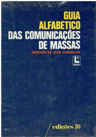 10414 Guia Alfabético das Comunicações de Massas de Jean Cazeneuve