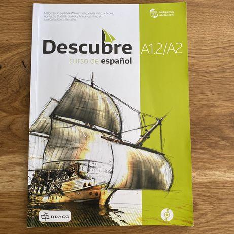 Język hiszpański - Descubre A1.2/A2
