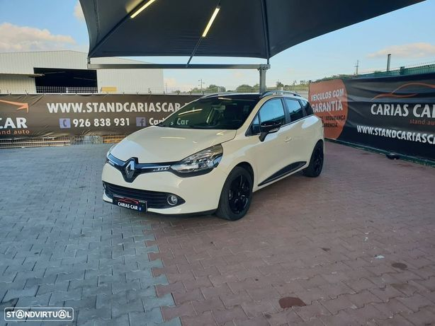 Renault Clio Sport Tourer 1.5 DCI Limited Edition SS