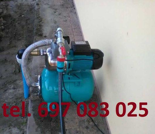 Szukanie wody - Szpilka Wodna filtr Studzienny Grot Studnia Głębinowa